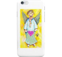 St. Valentine's Angel iPhone Case/Skin