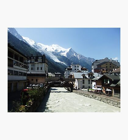 Chamonix  Photographic Print