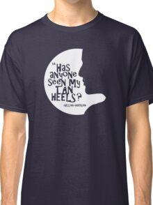Gillian Anderson's Tan Heels Classic T-Shirt