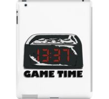 Digital Game Time iPad Case/Skin