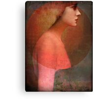 Portrait05 Canvas Print