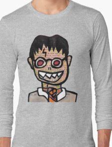 Zombie Harry Potter Long Sleeve T-Shirt