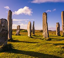 Callanish Stones Early Summer by hebrideslight