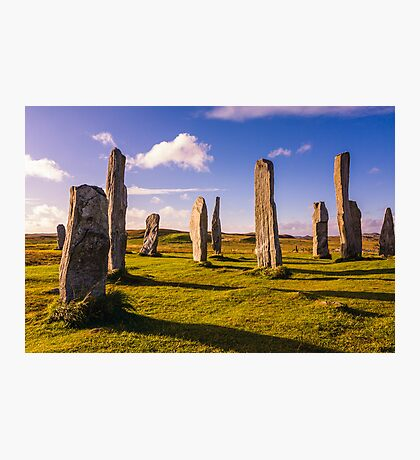 Callanish Stones Early Summer Photographic Print