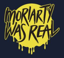 moriarty was real by sherlock212b