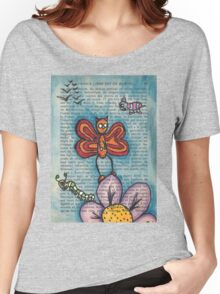 Zombie Butterfly Women's Relaxed Fit T-Shirt