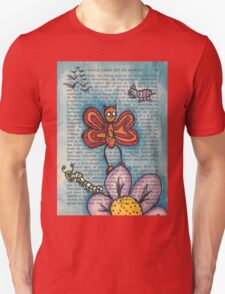 Zombie Butterfly T-Shirt