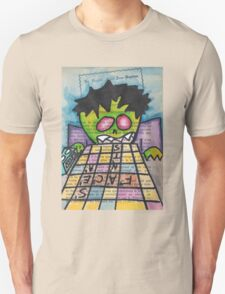 Scrabble Zombie T-Shirt