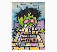 Scrabble Zombie Unisex T-Shirt