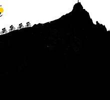 Le Tour de Mont Blanc by jlv-