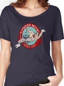 Moose Milk (Full Colour) Women's Relaxed Fit T-Shirt