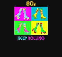 Keep Rolling Womens Fitted T-Shirt