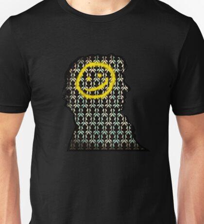 sherlock smiley wallpaper Unisex T-Shirt