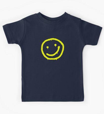sherlock smiley Kids Tee