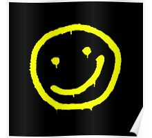 sherlock smiley Poster
