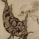 Byakko Koi by Joseph Tien