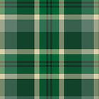 Spartan Plaid Beige by onyonet photo studios