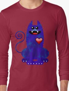 BLUE TOM Long Sleeve T-Shirt
