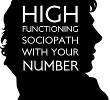 high functioning sociopath by sherlock212b