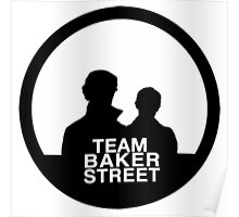 team baker street Poster