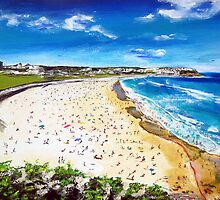 Northern Beaches  by gillsart