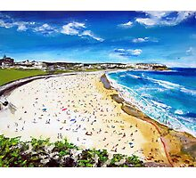 Northern Beaches  Photographic Print