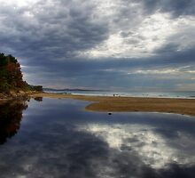 Erskine River Estuary by Vince Russell
