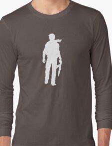 Nathan Drake.  Long Sleeve T-Shirt
