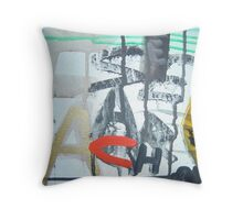 search the earth 5 Throw Pillow