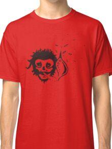 smoking skull Classic T-Shirt