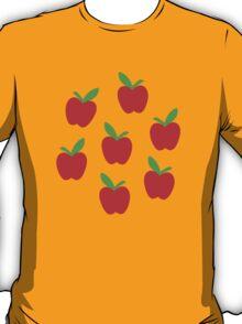 G1 Applejack Cutie Mark T-Shirt