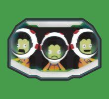 Turbulence! Kerbal Space program. Kids Tee