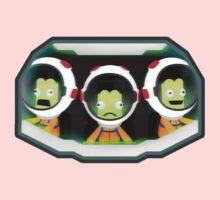 Turbulence! Kerbal Space program. Baby Tee