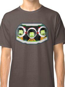 Turbulence! Kerbal Space program. Classic T-Shirt