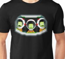 Turbulence! Kerbal Space program. Unisex T-Shirt