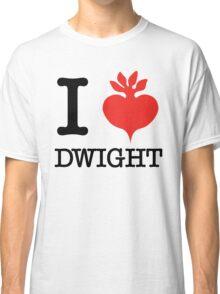 I Beet Dwight  Classic T-Shirt