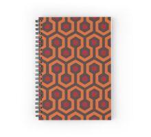 The Overlook Hotel Spiral Notebook