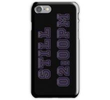 Still 2PM iPhone Case/Skin