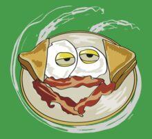 Wake N Bacon by Dank Franks