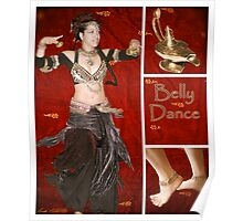 Dance series - Belly Dance Poster