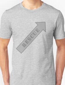 FIGHTER RESCUE - Stealth T-Shirt