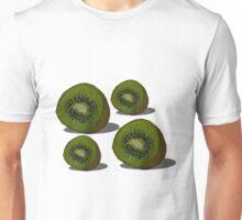 Kiwifruit Kiwiana Kiwi Unisex T-Shirt