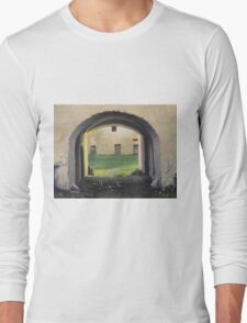Water Castle Long Sleeve T-Shirt