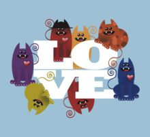 WE WISH YOU LOVE ALWAYS! Kids Clothes