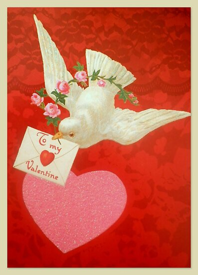 Valentine's Card by ©The Creative  Minds