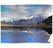Strath Croe - Kintail Poster