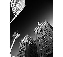 The City of Calgary Photographic Print