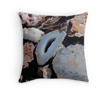 Beauty From Mother Earth Throw Pillow