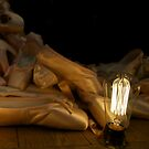 Ballet Slippers II by Louise Fahy