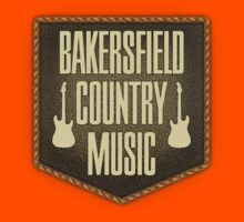 Bakersfield Sound Country Kids Tee